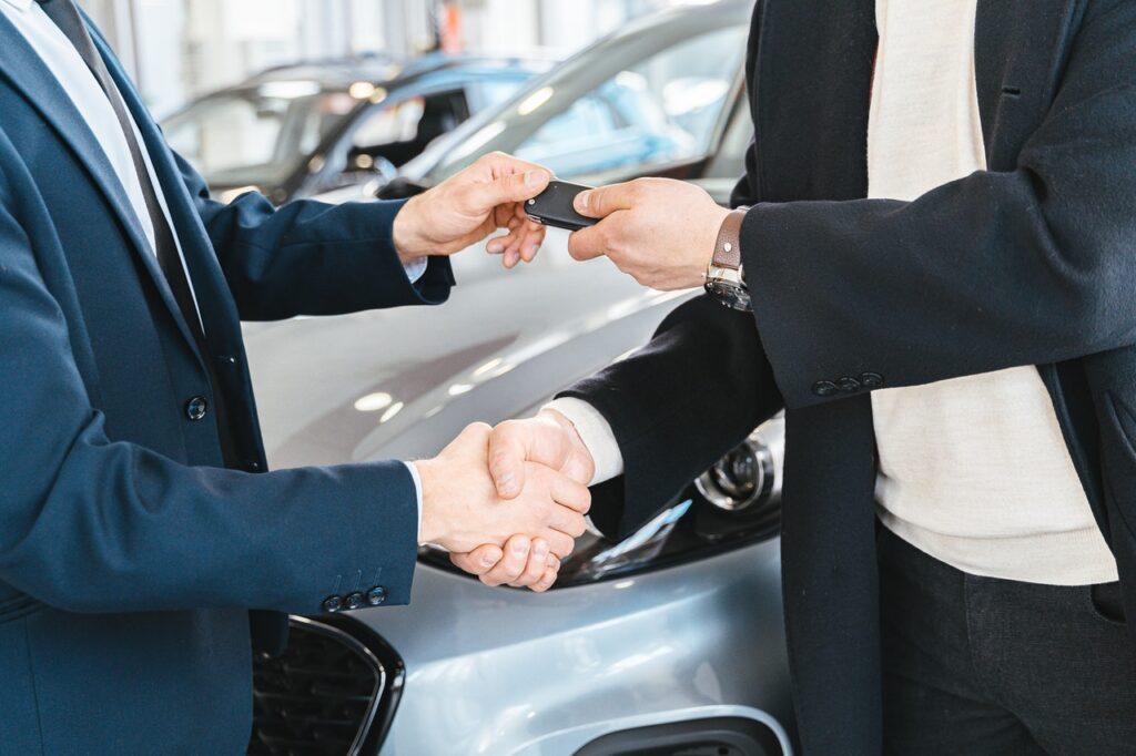 Kjøp av nybil er ofte finansiert